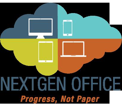 NextGen Office - Progress, not paper