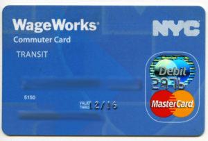 WageWorks card