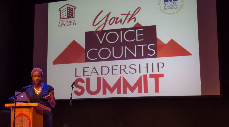 Youth Voice Counts Leadership Summit