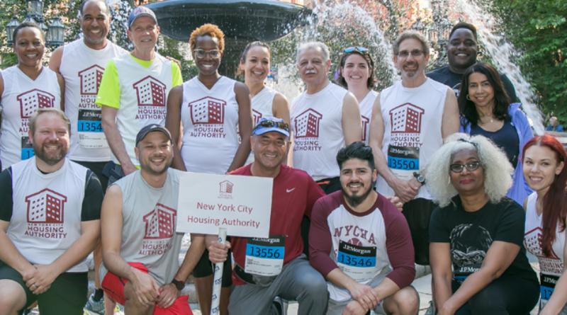 NYCHA Running Club