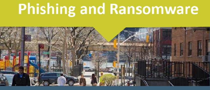 Phishing and Ransomware