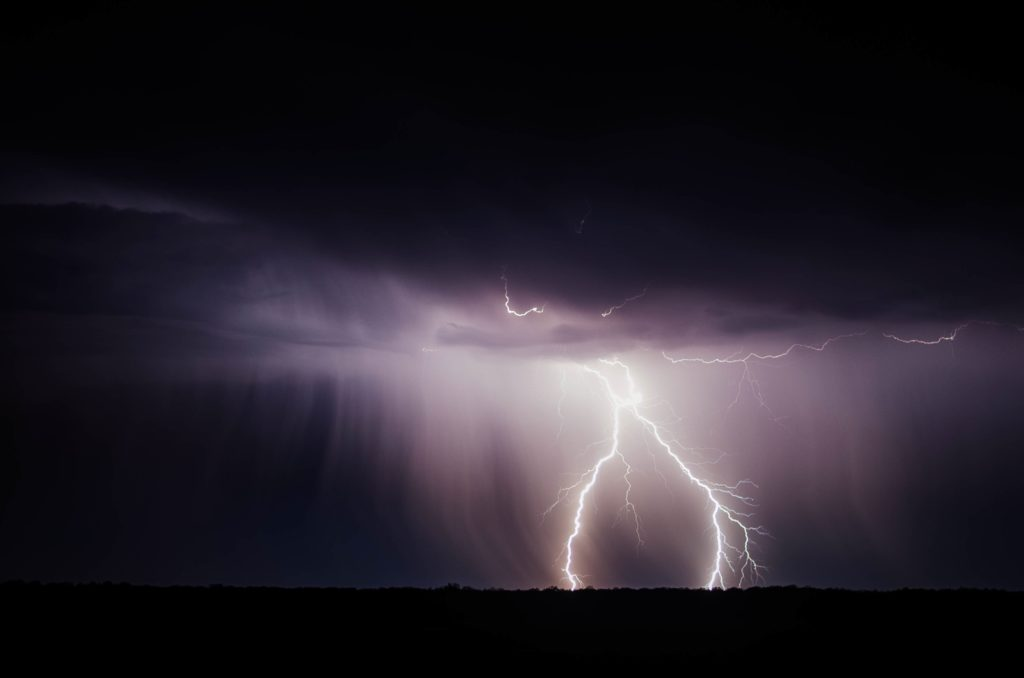 Thunderstorm safety