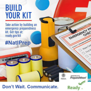 Build your emergency supply kit