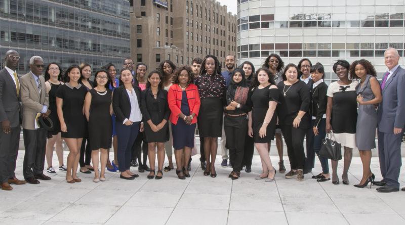 NYCHA-CUNY scholars