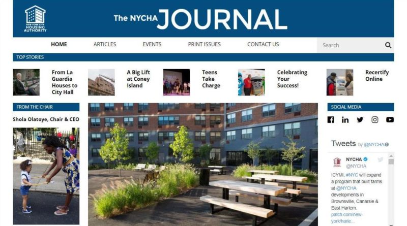 The NYCHA Journal