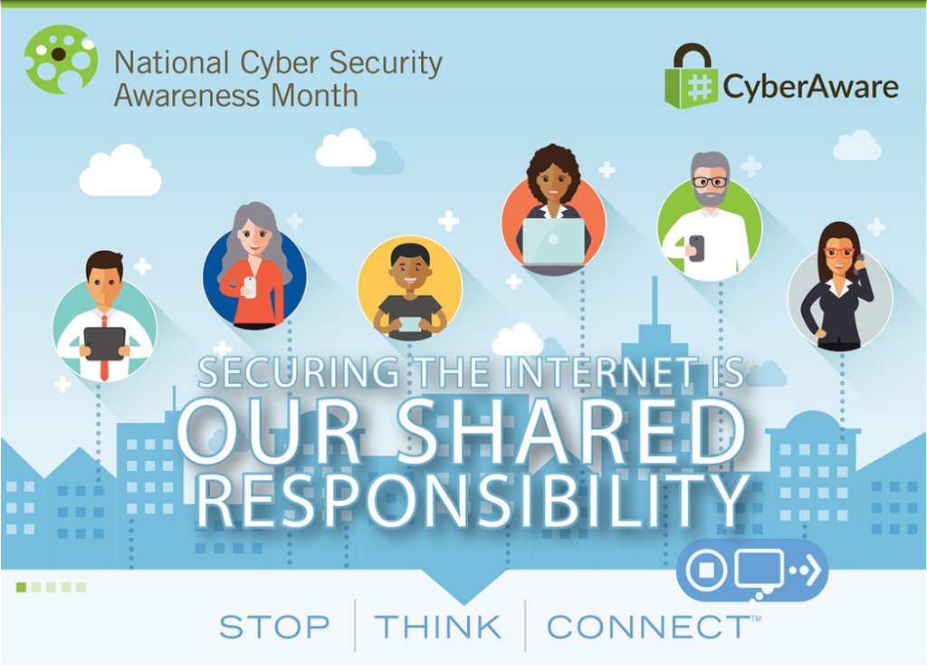 Securing the Internet Is Our Shared Responsibility