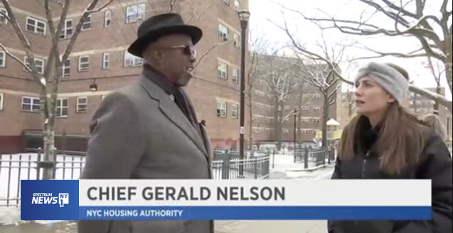 Chief Nelson on NY1