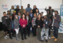 First Class of Sandy Pre-Apprenticeship Program Graduates