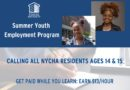 NYCHA Youth Can Get Paid While They Learn