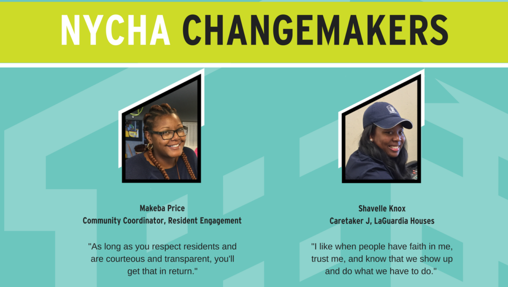 NYCHA Changemakers