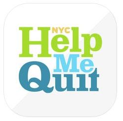 NYC Help Me Quit app