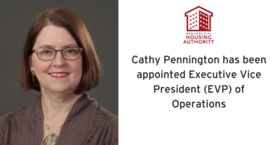 Cathy Pennington Appointed EVP of Operations