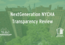 Read All About It: NYCHA Performance Stats Available in Real Time