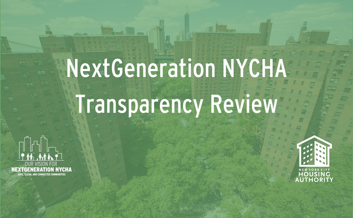 NextGeneration NYCHA Transparency Review