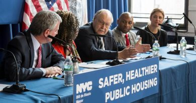 New Interim Chair of NYCHA