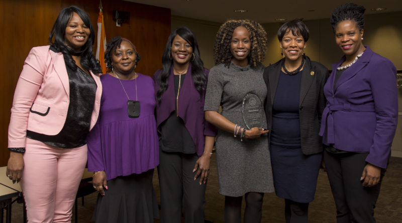 NAACP NYCHA Chapter WIN award