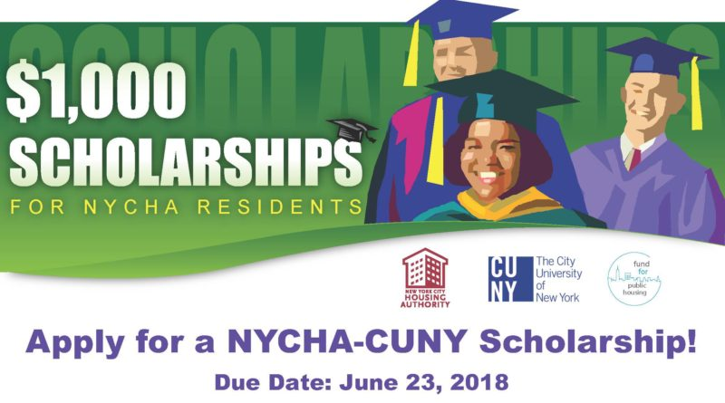 NYCHA-CUNY Scholarships