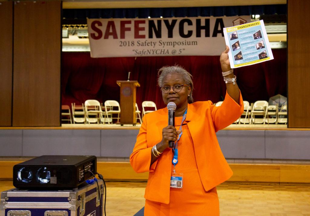 Keynote Speaker Edna Wells Handy
