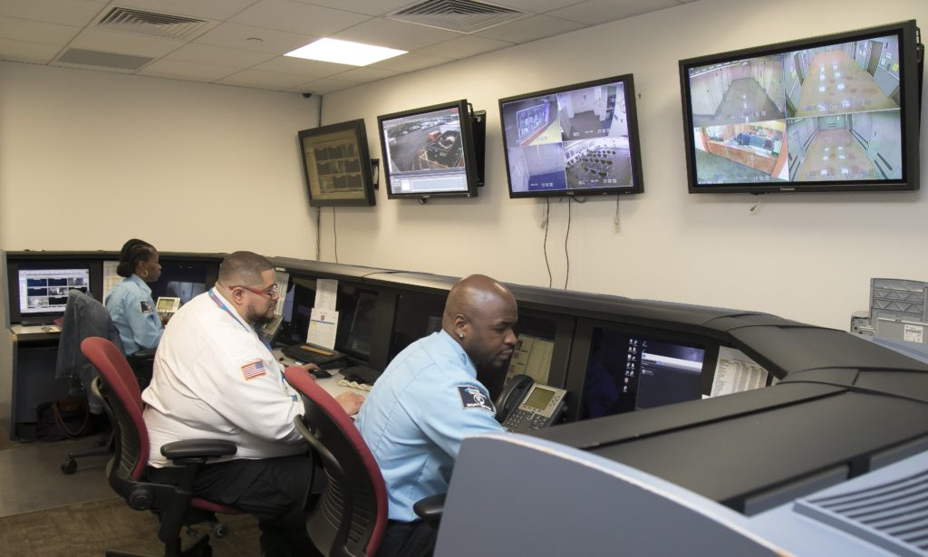 NYCHA Command Center