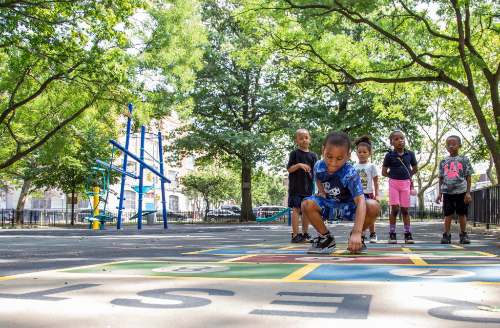 New Hylan Houses playground