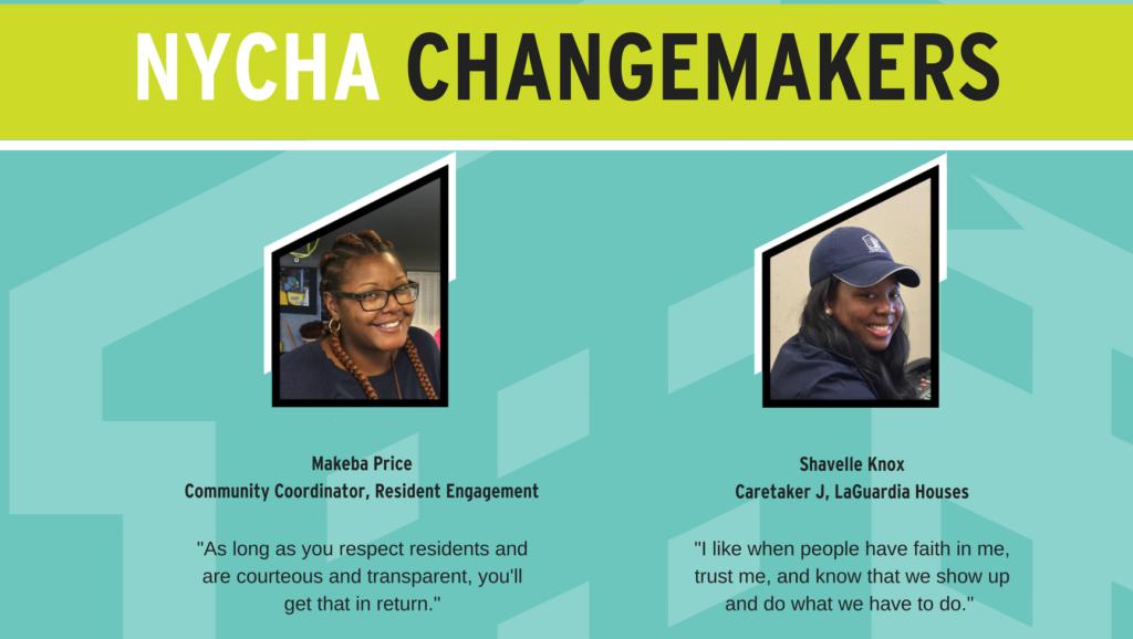 NYCHA Changemakers