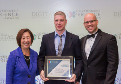 MyNYCHA Wins Government Digital Experience Award