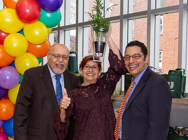 NYCHA gardening awards