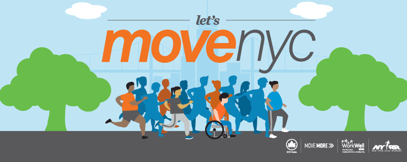 Let's Move NYC – NYCHA Now