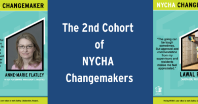 NYCHA's Newest Changemakers